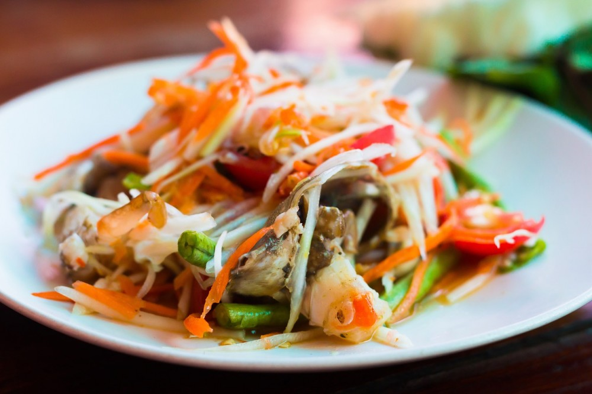 Restaurant China Fast Good mit traditionellen asiatischen Essen in Zürüch.